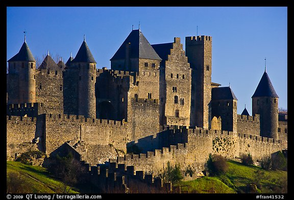 Carcassonne France  City pictures : in France http://www.terragalleria.com/europe/france/carcassonne ...