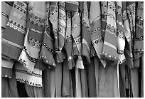 Sani dresses for sale. Shilin, Yunnan, China ( black and white)