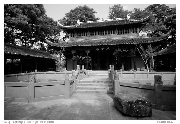 Daxiong temple. Leshan, Sichuan, China