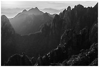 Pictures of Mount Huangshan