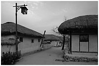 Pictures of Hahoe Folk Village