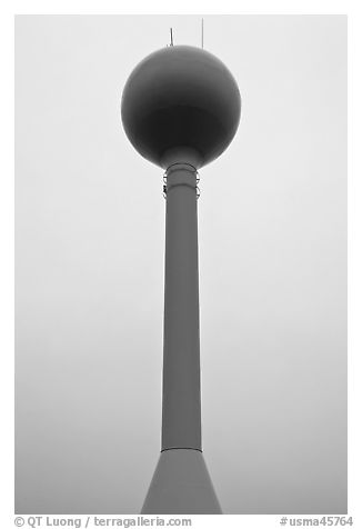 Water Tower. Cape Cod, Massachussets, USA