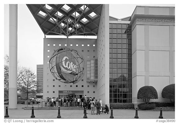 World of Coca-Cola (R). Atlanta, Georgia, USA