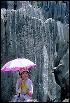 Pictures of Shilin (Stone Forest)