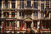La Chaloupe d'or tavern, Grand Place. Brussels, Belgium