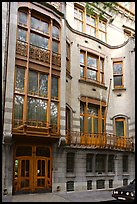 pictures of Town Houses Of Architect Victor Horta