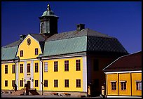 Mining Museum in Falun. Central Sweden (color)