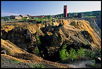 Pictures of Open Pit Mines
