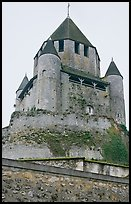 Caesar's Tower, Provins. France