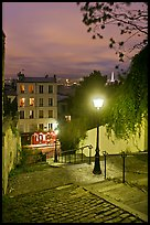Pictures of Montmartre