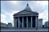 Pantheon. Quartier Latin, Paris, France ( color)