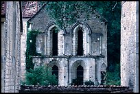 Chapel, Fontenay Abbey. Burgundy, France