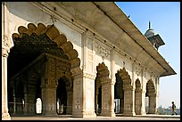 Hammans (baths), Red Fort. New Delhi, India ( color)