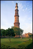 pictures of Qutb Minar Delhi
