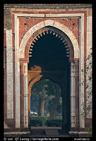 Alai Darweza gate. New Delhi, India
