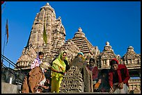 pictures of Khajuraho Monuments