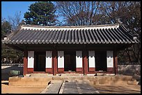 Jaegung, Jongmyo shrine. Seoul, South Korea ( color)