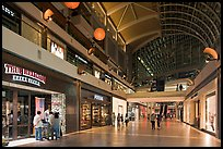 Stores in the Shoppes, Marina Bay Sands. Singapore