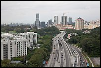 West Coast Highway. Singapore ( color)