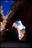 Natural bridge. Death Valley National Park ( color)