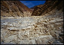 Mosaic Canyon. Death Valley National Park, California, USA.