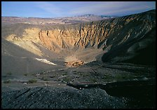 Ubehebe Crater. Death Valley National Park, California, USA.