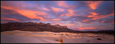 Pictures of Guadalupe Mountains