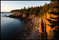 Monument Cove. Acadia National Park ( color)