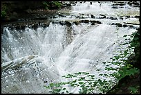 Bridal Veil Falls. Cuyahoga Valley National Park ( color)