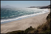 Water Canyon Beach, Santa Cruz Island, and Skunk Point, Santa Rosa Island. Channel Islands National Park ( color)