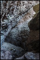 Rocks, Balconies Cave. Pinnacles National Park ( color)