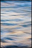 Water abstract. Yosemite National Park ( color)