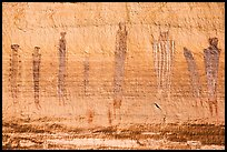 Part of the Harvest Scene panel. Canyonlands National Park, Utah, USA. (color)
