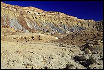 Colorful Cliffs. Capitol Reef National Park, Utah, USA.