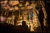 Gothic Palace Room, Lehman Cave. Great Basin National Park ( color)
