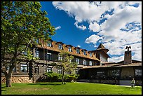 El Tovar hotel. Grand Canyon National Park ( color)