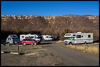 Morefield Campground. Mesa Verde National Park ( color)