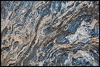 Close-up of granite rock. Rocky Mountain National Park ( color)