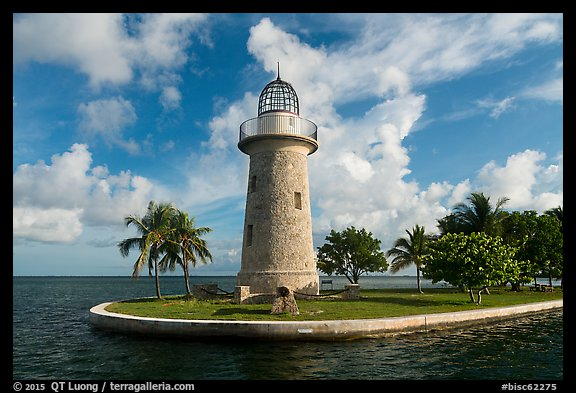 Picture Photo Lighthouse Boca Chita Key Biscayne