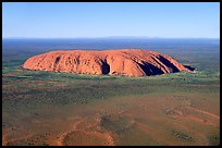 Pictures of Ayers Rock (Uluru)