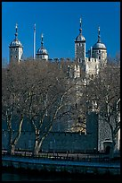 Tower of London, morning. London, England, United Kingdom ( color)