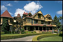 Pictures of Winchester Mystery House