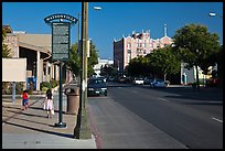 Downtown. Watsonville, California, USA ( color)