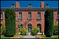 Filoli House. Woodside,  California, USA ( color)