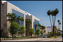 Los Angeles County Museum of Art. Los Angeles, California, USA ( color)