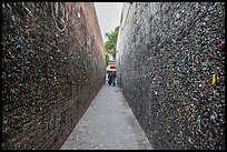Bubblegum Alley. California, USA ( color)