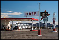 Roys Cafe, Amboy. California, USA ( color)