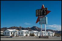 Roys Motel, Amboy. California, USA ( color)