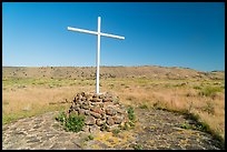 Canby Cross. Lava Beds National Monument, California, USA ( color)