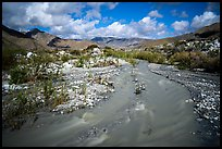 Whitewater River, Whitewater Preserve. Sand to Snow National Monument, California, USA ( color)